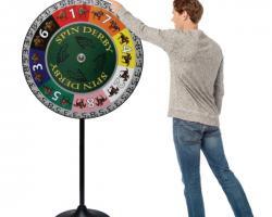"36"" Derby Prize Wheel"