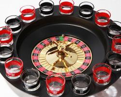 Roulette Shots Game