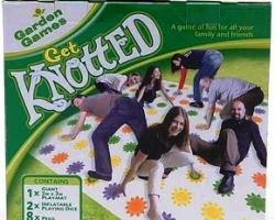 Giant Get Knotted