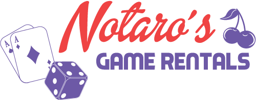 Notaro's Game Rentals logo